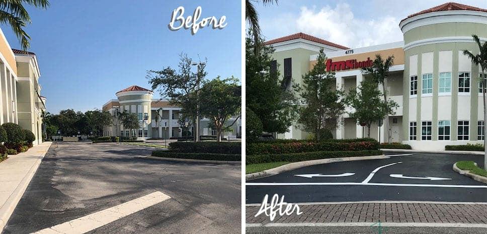 Boca Village Executive Center: Paving Project