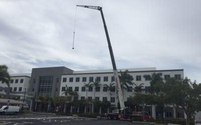 SBA Communication's Headquarters Gets New TEFC Motors