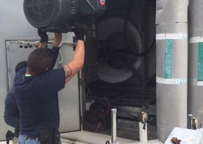SBA Communications New Totally Enclosed Fan Motor